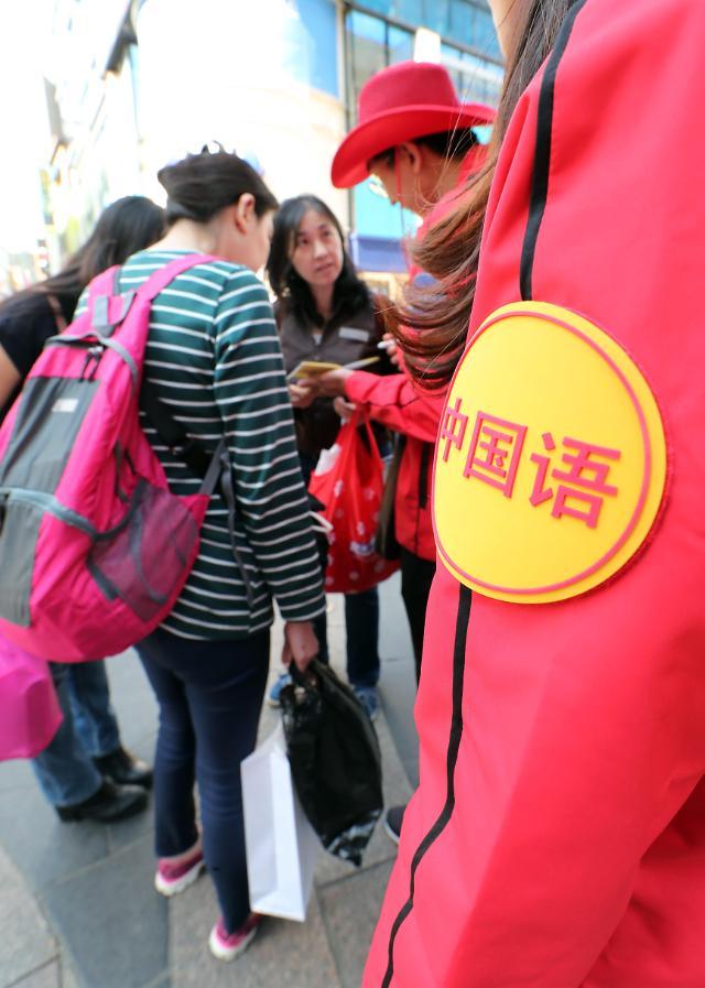 中国游客逐渐回升 化妆品旅游业界仍愁眉不展