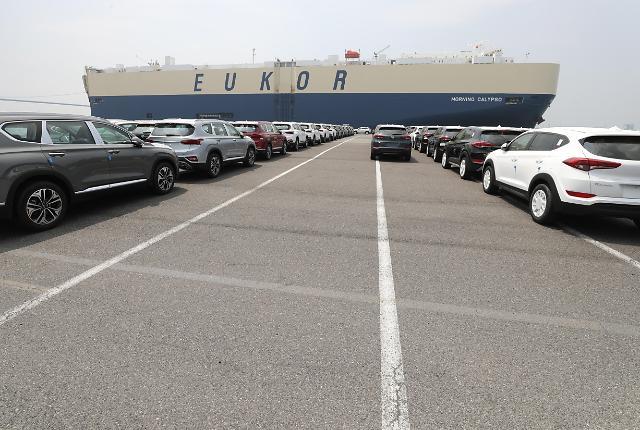 """美国""""狮子开口""""关税涨10倍 韩国汽车产业或遭重击"""