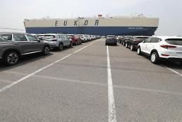 """.美国""""狮子开口""""关税涨10倍 韩国汽车产业或遭重击."""