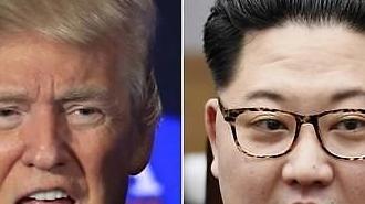 트럼프 북한과 대화중...6월 12일 북·미 정상회담 열릴 수도