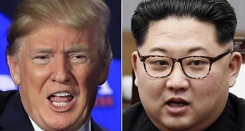 트럼프 北과 대화중, 내달 12일 북미회담 열릴 수도