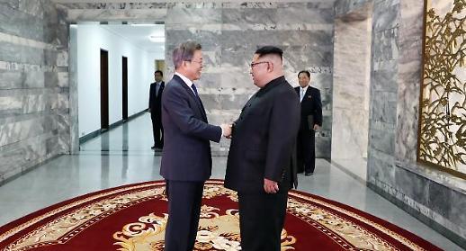 文대통령-김정은, 무슨 얘기 나눴나