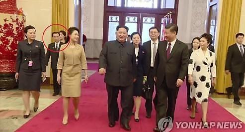 김정은 위원장, 3차 방중說