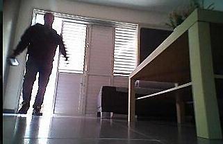 [이슈] 로봇청소기에 잡힌 도둑
