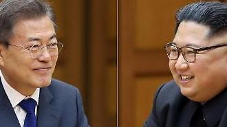 외신 남북 정상회담에서 北 대화 의지 확인..비핵화 의지에 초점