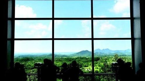 韩开发非军事区旅游产品吸引外国游客