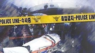 경비원 2명 살해한 20대男, 자수뒤