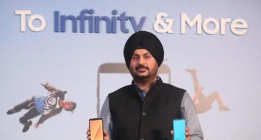 삼성 스마트폰, 샤오미에 뺏긴 인도 왕좌 되찾는다