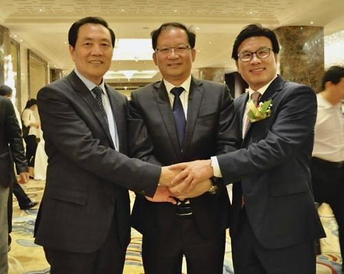 韩中企业家在北京进行大规模交流 为活跃两国经济合作出谋划策