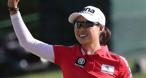 이민지, 19개월 만의 LPGA 우승으로 생일 자축
