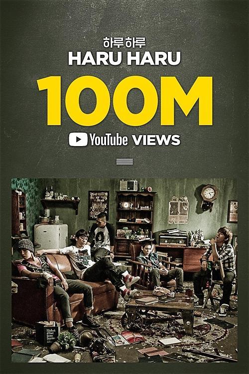 BIGBANG《一天一天》MV优兔播放量破亿