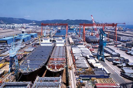 """造船业病危!巨济统营等5地被制定为""""产业危机地区"""""""