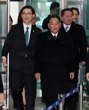 Senior N.K. official arrives in Beijing en route to U.S.: Yonhap