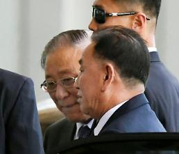 Top N. Korean official heads to New York: Yonhap