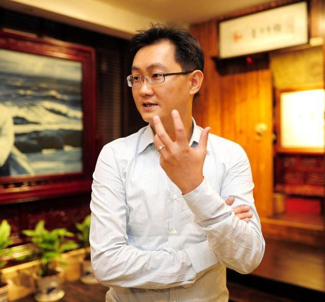 """텐센트 마화텅 """"선진국 AI기술…'디지털 중국' 건설에 위협"""