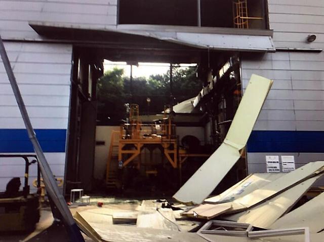 韩华大田工厂固体推进剂车间发生爆炸事故 2死5伤
