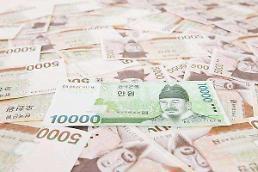 .韩智库预测今明两年韩经济增速为2.9%和2.7%.