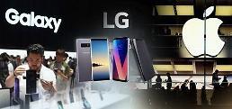 .三星电子一季度国内智能手机市场占有率回升.