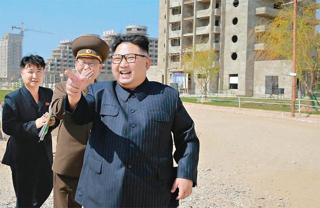 朝鲜希望美方为元山旅游项目开发提供支援