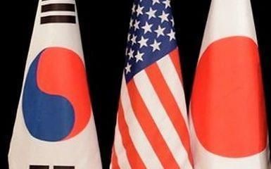 韩美日首脑可能在朝美会谈结束之后会晤