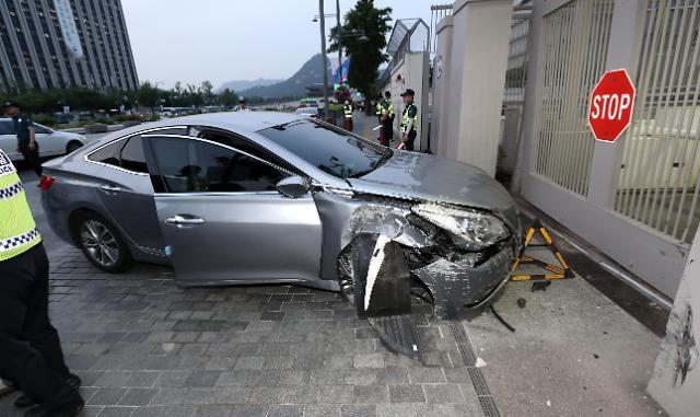 韩政府官员开车冲撞美国大使馆寻求避难 或因涉朝问题
