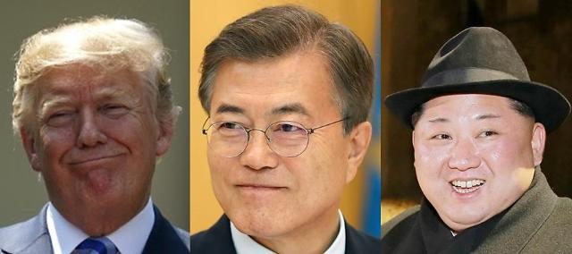 青瓦台:新加坡举行韩朝美首脑会晤不大可能