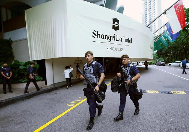 韩国记者在新加坡擅闯朝鲜工作区被抓 青瓦台:采访需遵守规定
