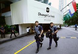 .韩国记者在新加坡擅闯朝鲜工作区被抓 青瓦台:采访需遵守规定.