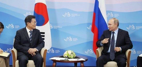 文在寅将对俄罗斯进行国事访问并会晤普京