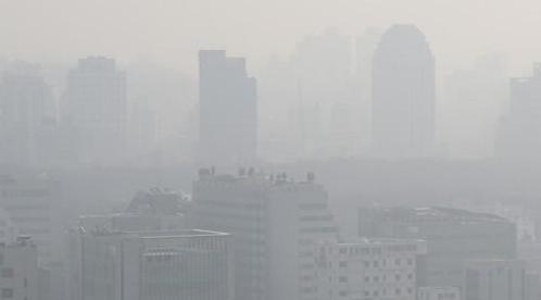 首尔空气中颗粒物浓度为东京伦敦两倍