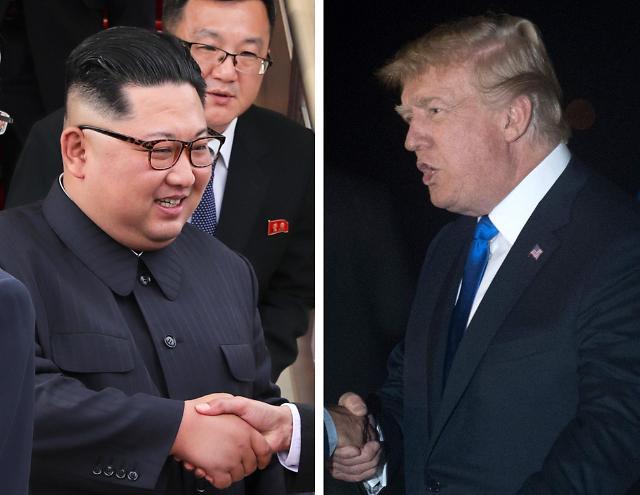 朝美首脑或于下月平壤再会 金正恩亲笔信邀请特朗普访朝
