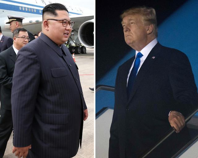 """韩美首脑的""""新加坡宣言""""里可能会说点儿啥?"""