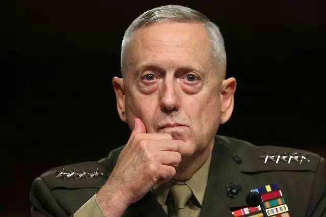 美防长:驻韩美军问题不在本次会谈议题中