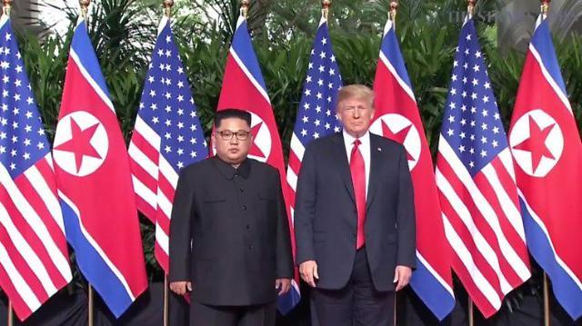 特朗普:坚信能与朝方建立起良好关系