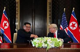 [SUMMIT] Trump and Kim sign historic peace agreement
