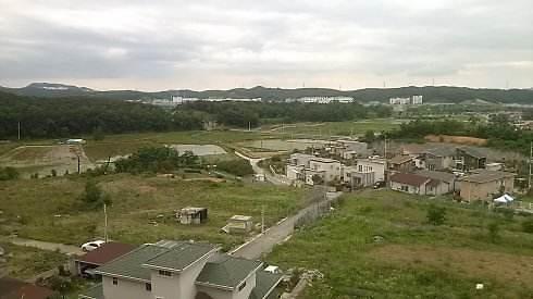 韩半岛暖风徐徐 韩朝边境房地产被炒热