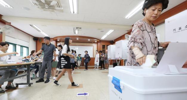 역대 지방선거 총정리 투표율과 성적은?