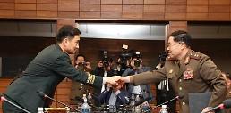 .韩朝决定完全修复军事通信线路.