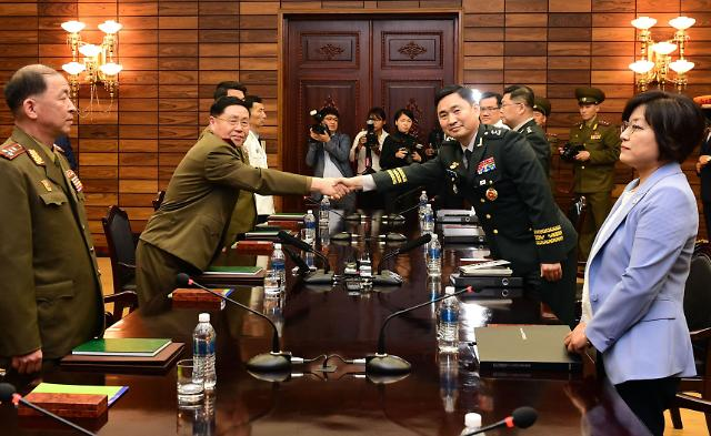 韩朝本周起启动马拉松式会谈 在多个领域展开协商
