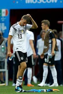 [월드컵] '멕시코전 악몽' 독일도 흔들리는 '우승국 징크스'