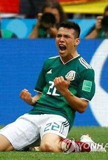 [월드컵] 독일 잡은 멕시코의 신성 로사노 내 생애 최고의 골