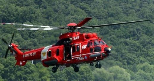 [단독] 소방청, 비싼 헬기 보험료 낮추기…통합계약 추진
