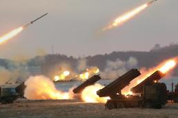 S. Korea wants N.Korean long-range artillery away from border: Yonhap