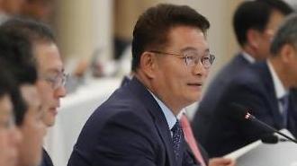 송영길 북방위 위원장, 경협 통해 청년일자리·경기진작 기여
