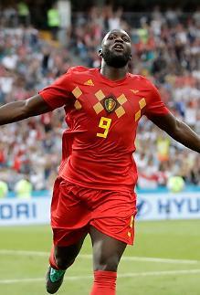 [월드컵] 전기료도 없었던 루카쿠, 벨기에 황금세대 영웅으로