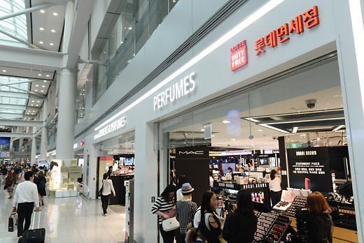 仁川机场免税店22日将迎来新主人