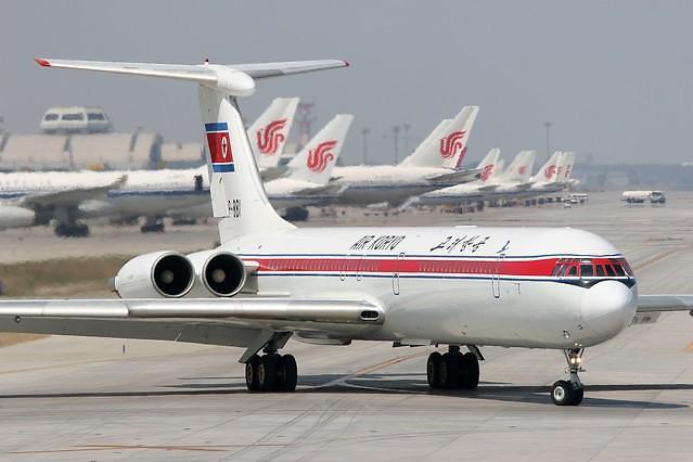 <简讯>一架专机从平壤出发前往北京