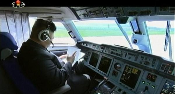 朝鲜高丽航空JS251号航班平壤出发前往北京