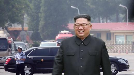 北 김정은 방중…시진핑 주석 만날 듯
