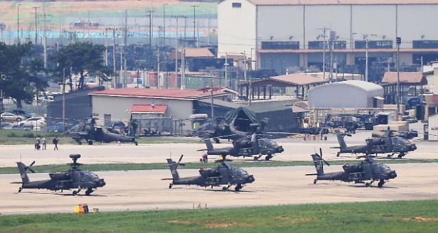 """韩美国防部:暂停8月韩美联合军演 后续演习""""看朝鲜表现"""""""